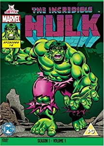 The Incredible Hulk - Season One Part One (Marvel Originals Series - 90s) [DVD] [1996]