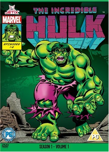 The Incredible Hulk - Season One Part One (marvel Originals Series - 90s) [dvd] [1996] Picture