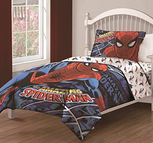 Spiderman Kids Bedding And Decor Ideas Webnuggetz Com