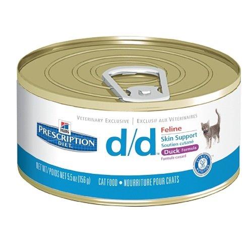 Hill's Prescription Diet D/d Feline Duck Formula