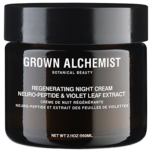Grown Alchemist Neuro-Peptide & Violet Leaf Extract Regenerating Night Cream 60ml (Violet Extract For Cooking compare prices)