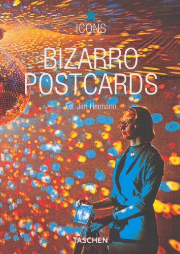 Icons Bizarro Postcards (Icons Series)