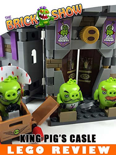 Watch Lego Angry Birds King Pigs Castle Review 75826 On Amazon