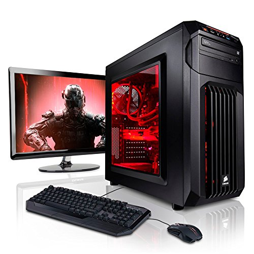 Megaport Komplett Gaming PC Set - Intel Core i5 6500 + GTX1060