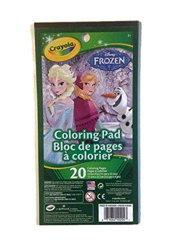 Disney Princess Crayola Coloring Pad with 8 Count Crayola Crayons