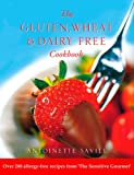 51ZFo7jV2vL. SL160 Gluten, Wheat and Dairy Free Cookbook: Over 200 allergy free recipes, from the Sensitive Gourmet (Text Only)
