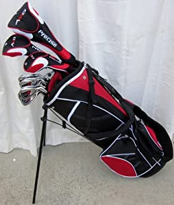 NEW Mens Complete Golf Set Custom Made Clubs for Tall Men 6