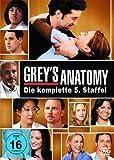 Grey's Anatomy: Die jungen Ärzte - Die komplette 5. Staffel [7 DVDs] title=