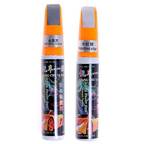 2-pcs-car-auto-sraching-reparation-retoucher-stylo-de-peinture-mettallic-noir