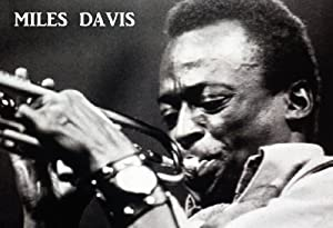 Miles Davis Poster, Playing Trumpet, Iconic Jazz Musician