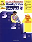 Nonfiction Reading Practice, Grade 6 (1557999457) by Ellen Linnihan
