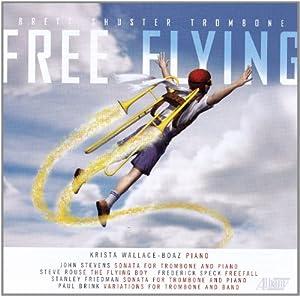 Brett Shuster: Free Flying