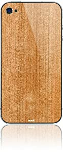 Skinit Protective Skin for iPhone 4/4S - Natural Wood