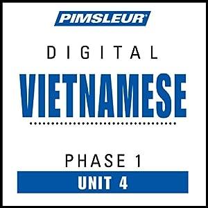 Vietnamese Phase 1, Unit 04 Audiobook