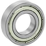 Amico 6003Z Shielded Deep Groove Ball Bearing 17 x 35 x 10mm for Electric Motor