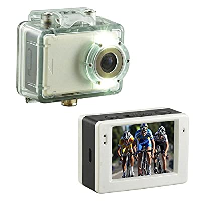 HD 1080p Sports Action Camera DV 2.0 inch Touch Screen Waterproof