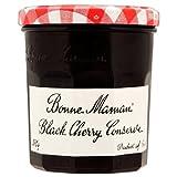 Bonne Maman Black Cherry Conserve 370g