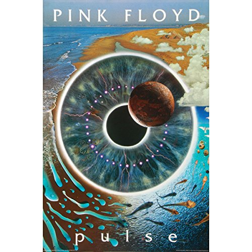 Buy Pink Floyd Pulse Poster Now!
