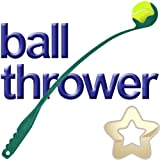 Green Dog Ball Launcher, Thrower Pet Toy