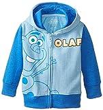 Disney Little Boys' Frozen Olaf Boys Hoodie