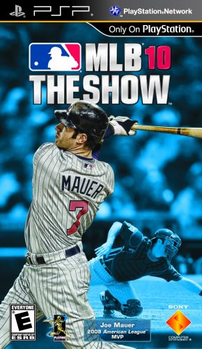 MLB The Show PSP cover