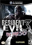 Resident Evil 3 Nemesis NGC