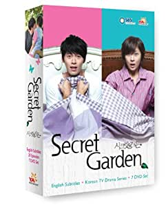 Secret Garden [DVD] [Region 1] [US Import] [NTSC]