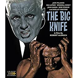 The Big Knife [Blu-ray]