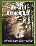 We Will Remember (Minnesota)
