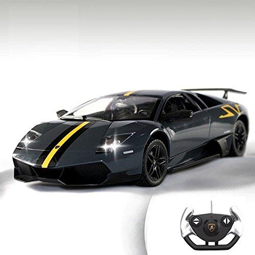 Lamborghini-Murcielago-LP670-4-Superveloce-RC-ferngesteuertes-Modellauto-Mastab-114Fernsteuerung