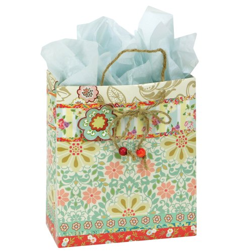 Cr Gibson Penny Lane Standard Gift Bag front-1066580