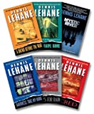 Lehane Fiction Collection Six-Book Set (A Drink Before the War; Darkness, Take My Hand; Sacred; Gone, Baby, Gone; Prayers for Rain; Mystic River) (0060598352) by Lehane, Dennis
