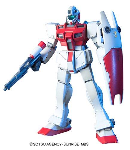 "Bandai Hobby HGUC 1/144 #51 GM Space Command ""Gundam 0080"" Model Kit"