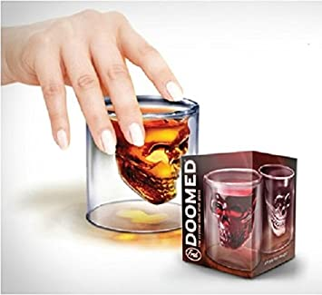 Doomed Shot Glass Wholesale