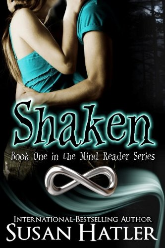 Shaken (Mind Reader) by Susan Hatler