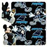 Carolina Panthers Disney Hugger Blanket