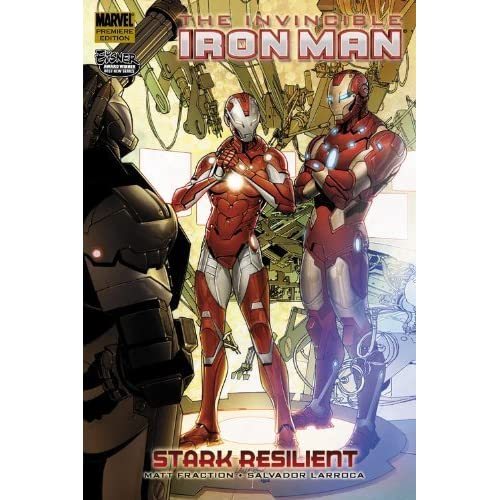 Invincible Iron Man Vol. 6 Stark Resilient, Book 2