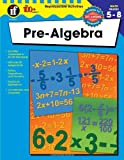 img - for Pre-Algebra, Grades 5 - 8 (The 100+ Series) book / textbook / text book