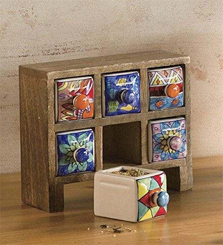 Wooden Drawer Chest front-774529