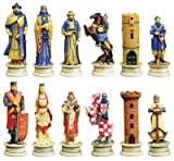 Chess Set - Crusades 3
