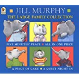 The Large Family Collectionby Jill Murphy