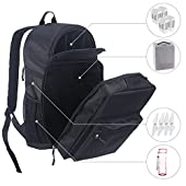 Smatree SmaPac DP3000 Backpack for DJI Phantom 4 Quadcopter Drones(Original Styrofoam Case, Batteries, Propellers are Not Included)