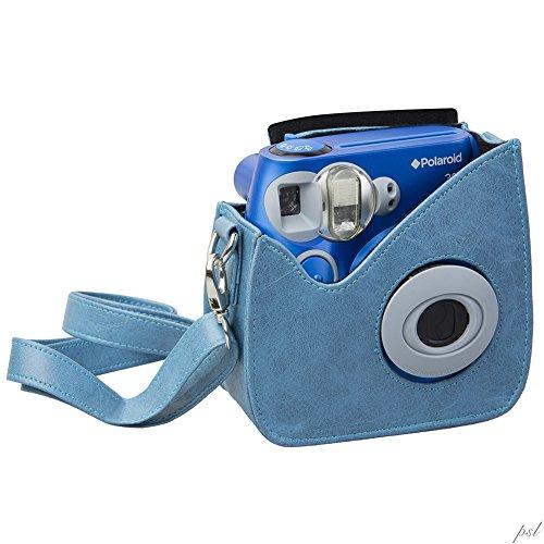 Polaroid-Funda-de-cmara-Polaroid-con-acople-automtico-para-la-cmara-instantnea-PIC-300