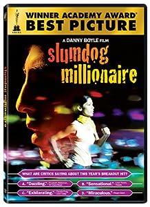 Slumdog Millionaire DVD