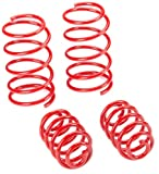 SUPERSPORT SU15010 Lower Suspension Setting Coil Springs for BMW 3 Series III Limo Coupé E36 Built in 06/92 with 318TDS 320i 323i 325i 328i Engines 66-142 kW Rear Drive
