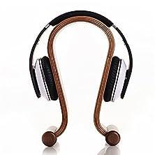 buy Original Samdi Universal Wooden Headphone Display Stand Headphone Holder Headset Hanger For Beats Sony V700Dj 7509Hd 7506 Sennheiser Hd419 Hd429 Hd439 Hd449 Hd515 Hd518 Hd558 Hd595 Hd598 Hd600 Hd650,Atm-M50 ,Denon Ah-5000 ,Pioneer Hdj-2000, Philips Fideli