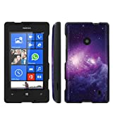 Mobiflare Nokia Lumia 521 Windows Phone Milky Way Slim Guard Protect Artistry Design Case