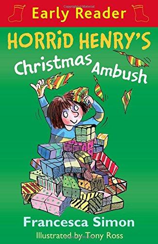 horrid-henrys-christmas-ambush-book-37-horrid-henry-early-reader