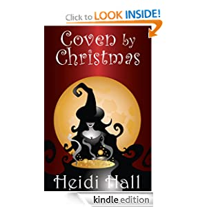 Coven Christmas (Part Two) (The Mystic Series)