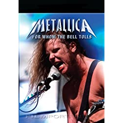 Metallica For Whom The Bell Tolls